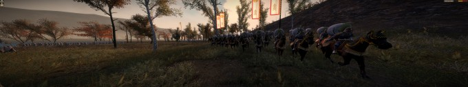 Total War: SHOGUN 2 - 5760x1080 Triple Monitor