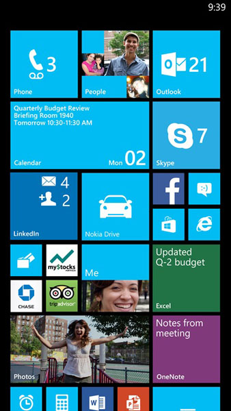 Windows Phone 8 Update 3 01