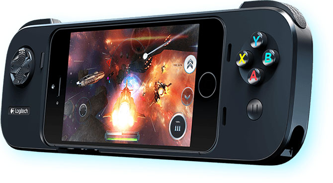 Logitech PowerShell Mobile Gaming Controller