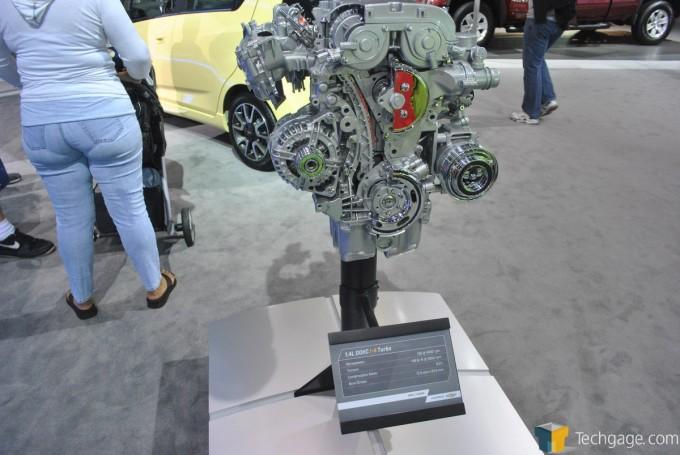Chevrolet Ecotec I4 1.4L Turbo