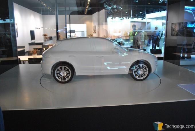 Porsche Macan Concept
