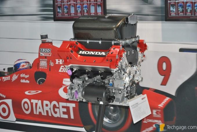 Honda Indycar Turbo V6