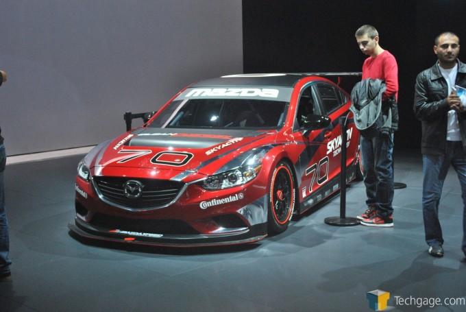 Mazda Diesel Touring Car