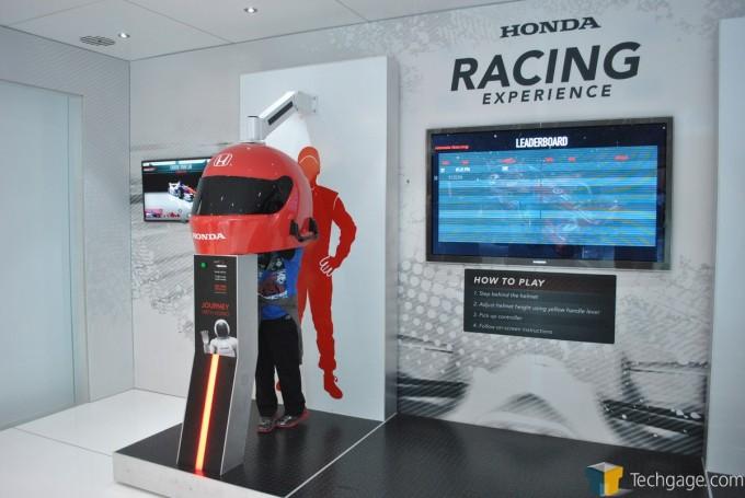 Honda Racing Experience