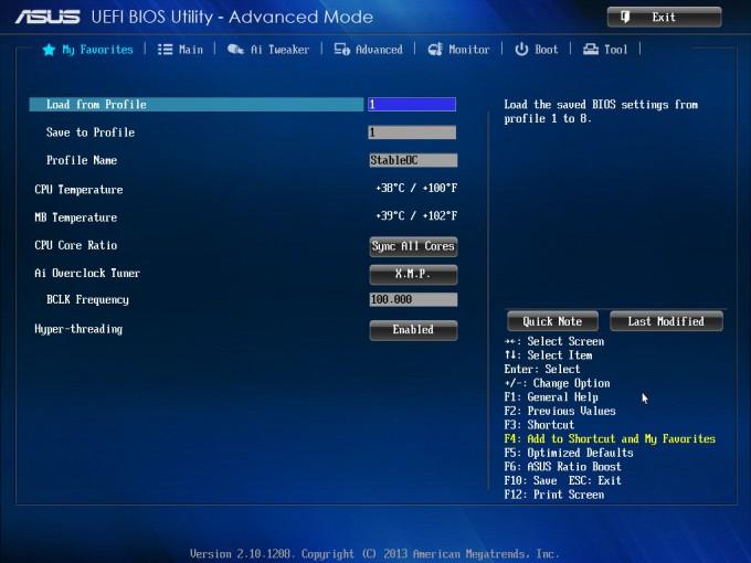 ASUS P9X79-E WS EFI 03