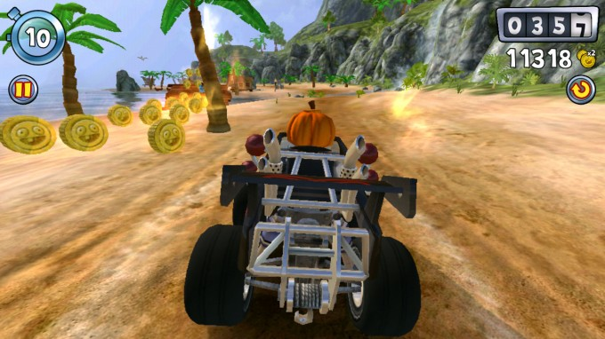 Beach Buggy Blitz - NVIDIA SHIELD