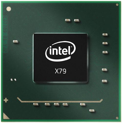 Intel X79 Chipset