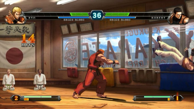 King of Fighters XIII - NVIDIA SHIELD GameStream