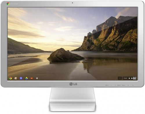 LG Chrome OS All-in-One