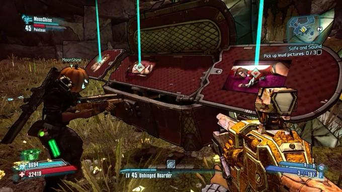 NVIDIA SHIELD GameStream - Borderlands 2
