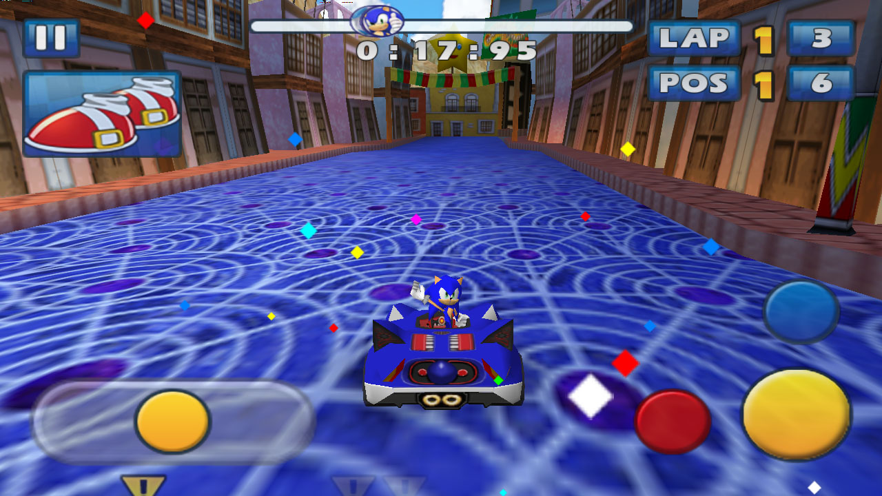 NVIDIA SHIELD Gamepad Mapper Configuration – Sonic All Stars