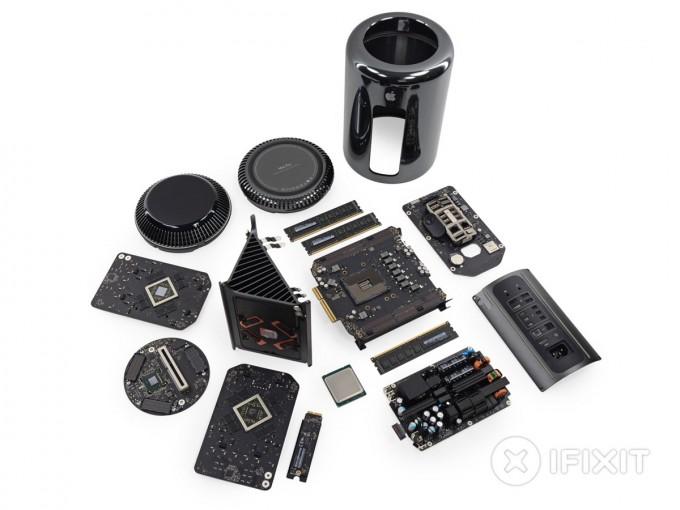 iFixit Mac Pro 2013 Teardown