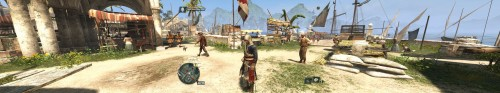 Assassin's Creed IV Black Flag - Best Playable Multi-Monitor - NVIDIA GeForce GTX 780 Ti