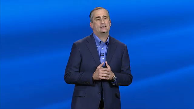 Brian Krzanich - Intel CES 2014