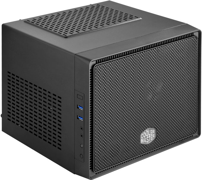 Cooler Master Elite 110 Chassis - Angle