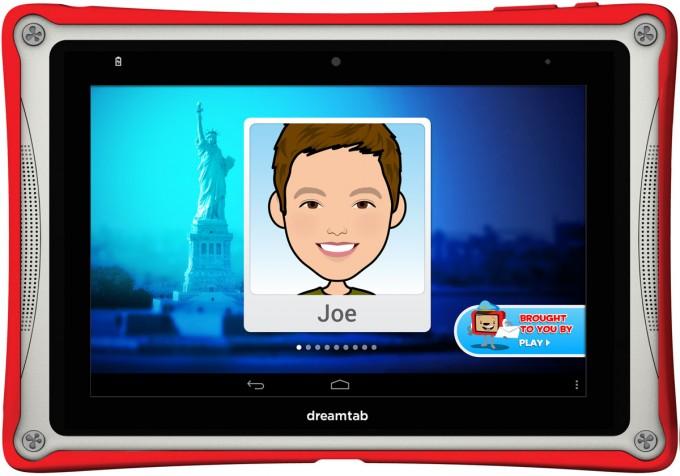 DreamWorks DreamTab Tablet - Powered By Intel