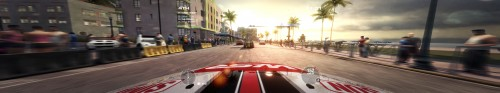 GRID 2 - Best Playable Multi-Monitor - NVIDIA GeForce GTX 780 Ti