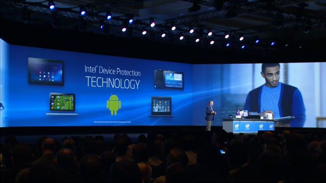 Intel's Dual OS Platform Allows for Instant Switching Between Android and Windows