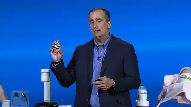Intel Wants to 'Make Everything Smart', Demos Multiple Smart Products at CES