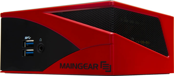 MAINGEAR Spark Steam Machine