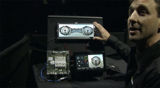 NVIDIA Project Mercury Hardware
