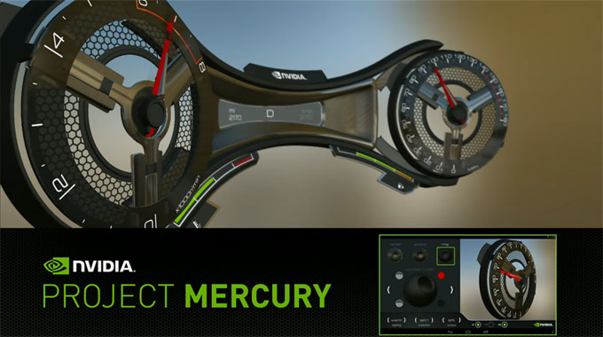 NVIDIA Project Mercury