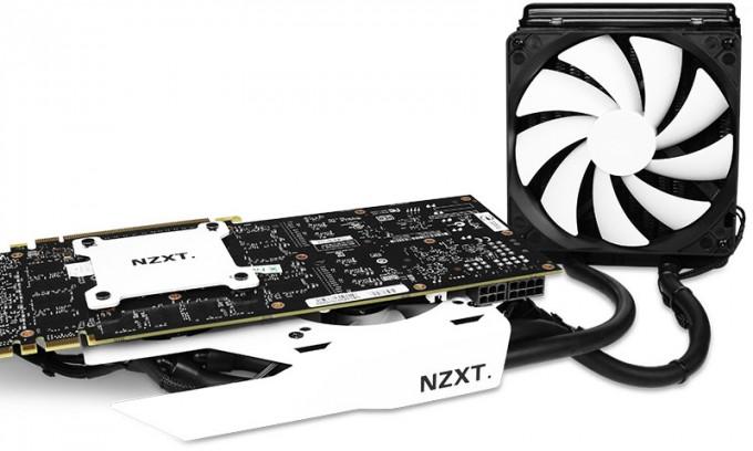 NZXT Kraken GPU Cooler Bracket