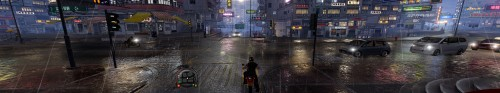 Sleeping Dogs - Best Playable Multi-Monitor - NVIDIA GeForce GTX 780 Ti