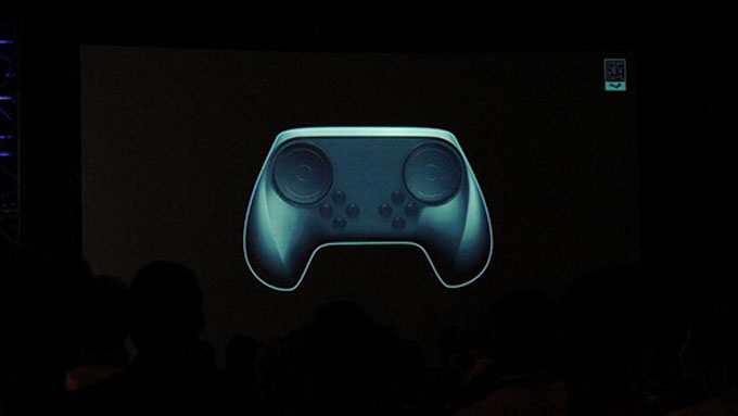 Steam Controller Updated - Steam Dev Days
