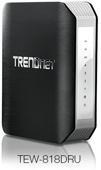 TRENDnet Deploys Three New 802.11ac Products at CES 2014