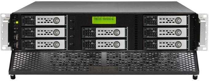 Thecus N8810U-G Rack NAS
