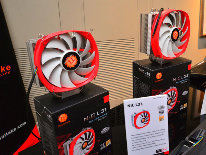 Thermaltake NIC Air Cooling Series