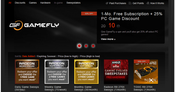 Amd Teams Up With Raptr To Launch Gaming Evolved Rewards Program Techgage