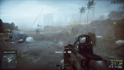 Battlefield 4 - Best Playable - NVIDIA GeForce GTX 750 Ti