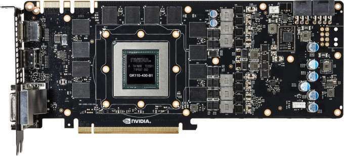 NVIDIA GeForce GTX TITAN Black - PCB