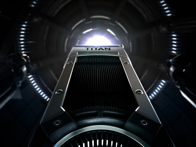 NVIDIA GeForce GTX TITAN Black - Promo Shot