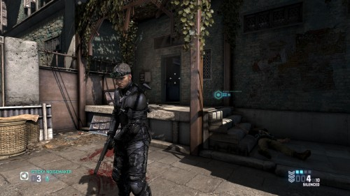 Tom Clancy's Splinter Cell Blacklist - Best Playable - NVIDIA GeForce GTX 750 Ti