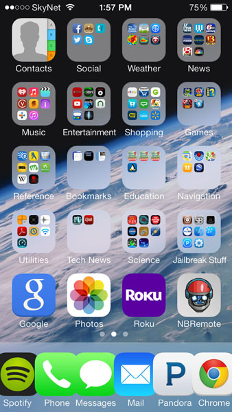 iPhone 5S iOS 7 Jailbreak