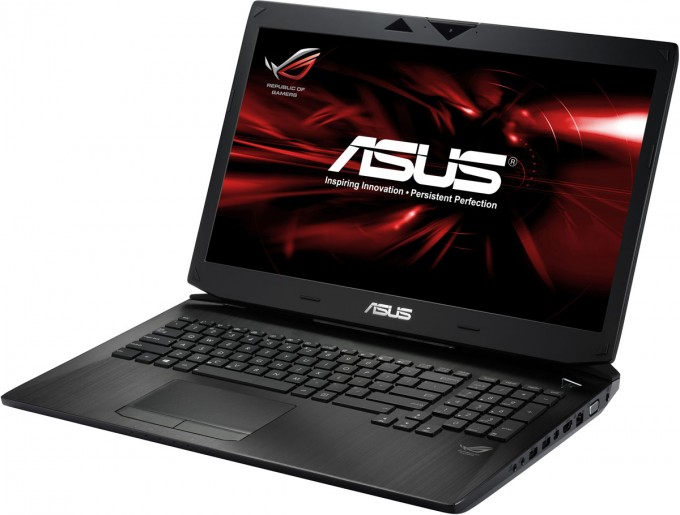ASUS G750 GeForce 800M-equipped Notebook