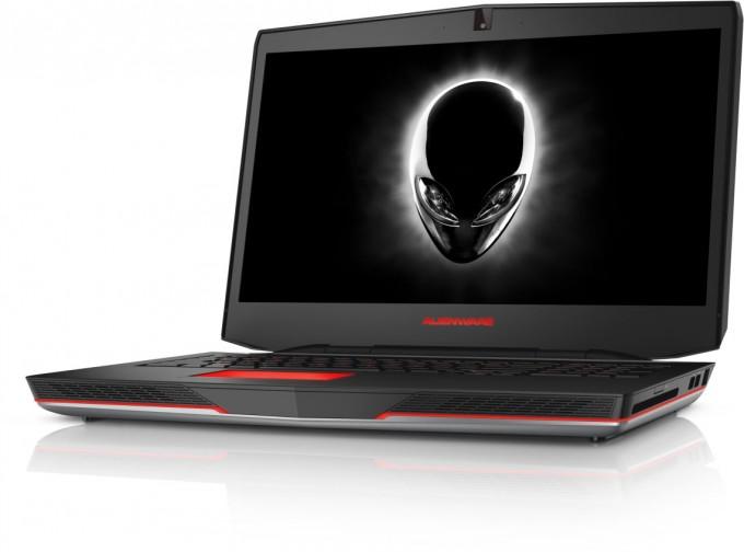 Alienware 17 GeForce 800M-equipped Notebook