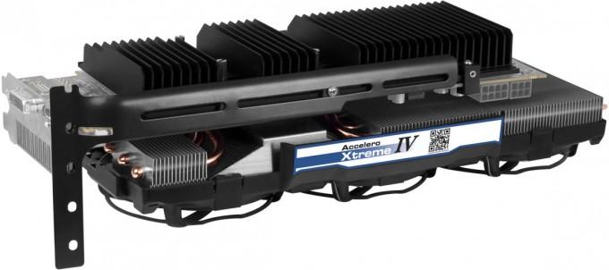 Arctic Accelero Xtreme IV - Back Heat Sink