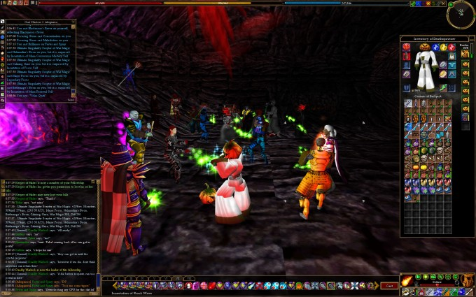 Asheron's Call in 2013