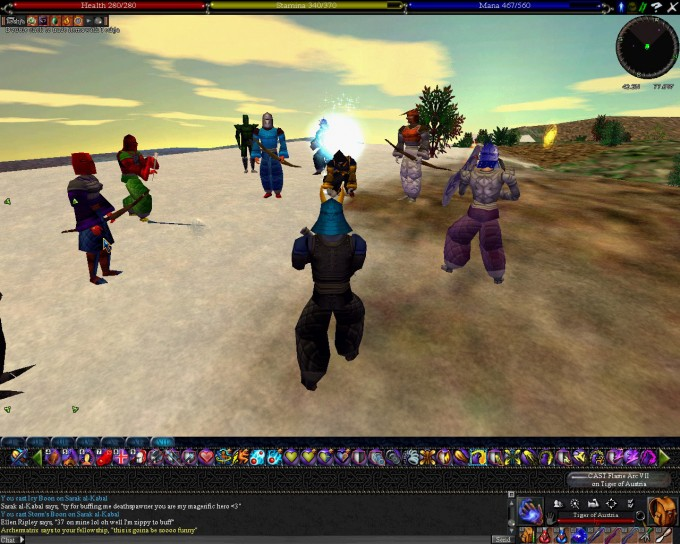 Asheron's Call in 2004