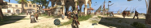 Assassin's Creed IV Black Flag - Best Playable Multi-Monitor - AMD Radeon R9 290X