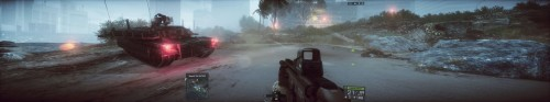 Battlefield 4 - Best Playable Multi-Monitor - AMD Radeon R9 290X