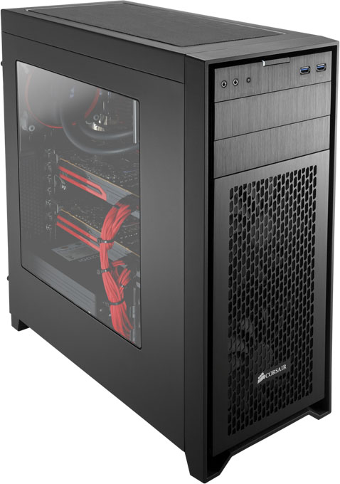Corsair Obsidian 450D Chassis