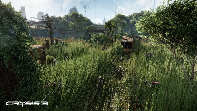 Crysis 3 Fields
