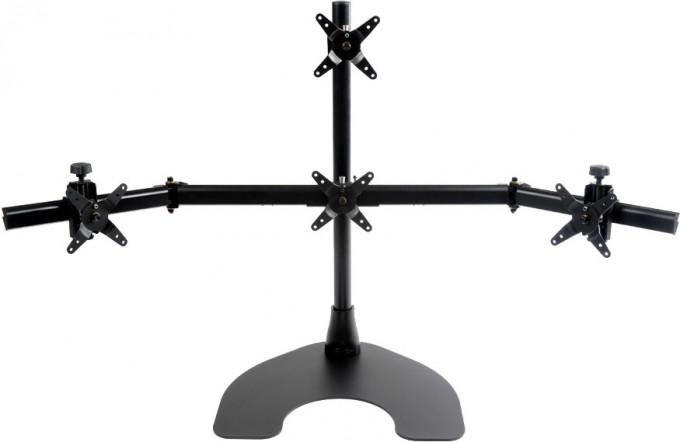 Ergotech Freedom Quad Desk Stand