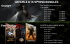 GeForce Bundle Spring 2014