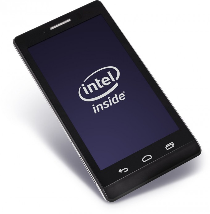 Intel Inside Smartphone